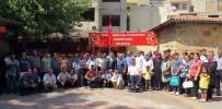 SANI KONUKOĞLU - Sani Konukoğlu Vakfı'ndan Bayram Ziyaretleri