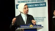 TAPU KADASTRO - Sultanbeyli'de Mülkiyet Sorununun Çözümü İçin Protokol İmzalandı