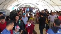 ÖNCÜPINAR - Suriye'ye Geçişler Yarın Akşam Sona Erecek