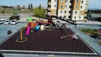 TAHTEREVALLI - Talas'ta Çocuklara Yeni Oyun Alanları