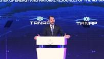 KÜRESEL BARIŞ - 'TANAP; İstikrarın, Güçlü Liderlik Ve Vizyonun Projesidir'