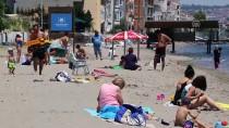 MÜREFTE - Tekirdağ Mavi Bayraklı Plajlarıyla Tatilcileri Bekliyor