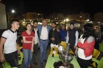 MECLİS ÜYESİ - Tekkeköy 24 Haziran Seçimlerine Hazır