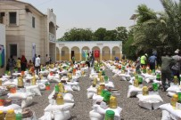 YOKSULLUK SINIRI - TİKA'dan Cibuti'de Gıda Yardımı