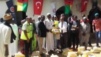 YARDIM PAKETİ - TİKA'dan Gine'de Bin Aileye Gıda Yardımı