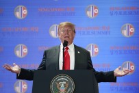SINGAPUR - Trump Açıklaması 'Tarihin Defalarca Gösterdiği Gibi Düşmanlar Bir Gün Dost Olabilir'