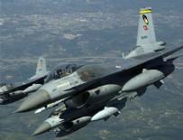 SINIR ÖTESİ - TSK: Hava operasyonlarında 18 terörist etkisiz hale getirildi