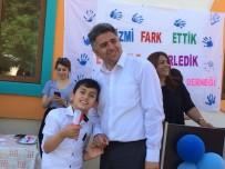 OTIZM - Tunceli'de Otizmli Çocuklar İçin Etkinlik