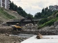 BALIK TÜRÜ - Tünel Akvaryum'da İlk Kazma Vuruldu