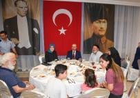 MAHMUT DEMIRTAŞ - Vali Demirtaş, Şehit Aileleri Onuruna Düzenlenen İftara Katıldı