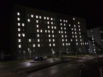 BEDİÜZZAMAN - Yurt Işıklarıyla Mehmetçik'e 'Kandil' Desteği