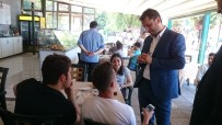 Zonguldak'ta 'Ak Gençlikten Çarşı Turu'