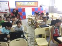HABITAT - 29 Öğrenciye 'Kodu Cup 2018' Eğitimi Verildi