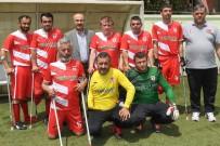 MAHMUT DEMIRTAŞ - Adana'da Amatör Spor Kulüplerine 376 Bin Lira Yardım