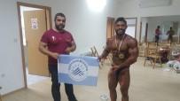 AVRUPA ŞAMPİYONU - Adıyaman Belediyesporlu Halil Bakırcı Avrupa Şampiyonu Oldu