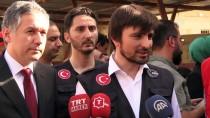 KARAÇAY - AFAD'dan Irak'taki Türkmen Ailelere Gıda Yardımı