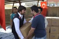 YARDIM PAKETİ - AFAD, Erbil'de 500 Aileye Yardım Dağıttı