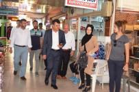 TURİZM SEZONU - AK Parti'den Didim'de Esnaf Ziyareti