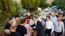 ALPAY ÖZALAN - AK Parti İzmir Milletvekili Adayı Milli Futbolcu Alpay Özalan Tire'de Vatandaşlarla Buluştu