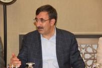 PARTİLİ CUMHURBAŞKANI - AK Partili Yılmaz Açıklaması 'Tek Amaçları Sıkıntı, Sorun Oluşturmak'