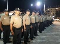 POLİS MERKEZİ - Ankara'da Gece Bekçileri İşbaşı Yaptı