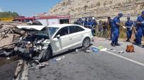 KARAKÖPRÜ - Antalya'da Feci Kaza Açıklaması 3 Ölü, 4 Yaralı