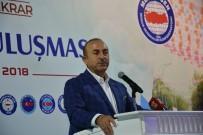 DARMADAĞıN - Bakan Çavuşoğlu Açıklaması 'FETÖ, Benim Bakanlığımı Da Tahrip Etti'