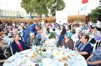 MEHMET ALI ÇALKAYA - Balçova'da Dostluk Sofrası