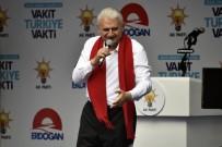 NÜKLEER SANTRAL - Başbakan Binali Yıldırım Gümüşhane'de