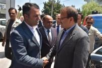 Başbakan Yardımcısı Çavuşoğlu, Bayram Öncesi Hastaları Unutmadı