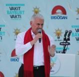 Başbakan Yıldırım Açıklaması 'Ülkemizi Korumak İçin Şimdi Sıra Kandil'de'