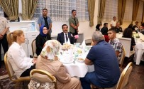 Başkan Atilla Şehit Aileleri Ve Gazilerle İftarda Buluştu