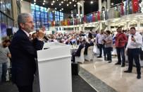 ESNAF ODASı BAŞKANı - Başkan Tuna İftarda Şoför Esnafıyla Biraraya Geldi