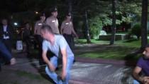 POLİS MERKEZİ - Başkent'te Gece Kartalları İş Başı Yaptı