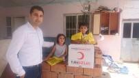YARDIM PAKETİ - Başsavcılıktan Yükümlü Ailelerine Ramazan Yardımı