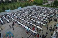SAHUR - Bilecik'teki Gönül Sofrasında Yüz Bin Misafir Ağırlandı