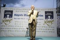 ÖZNUR ÇALIK - Büyükşehir İlçe İftarları Devam Ediyor