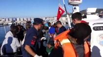 Çanakkale'de 43 Yabancı Uyruklu Yakalandı