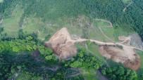 Çanakkale Güreci Göleti İnşaat Çalışmaları Devam Ediyor