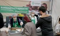 TAŞDELEN - Çankaya Ramazan'ı Uğurladı