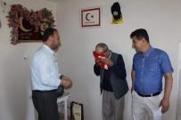 ASKERLİK ŞUBESİ - Çaycuma'da Şehit Aileleri Ziyaret Edildi