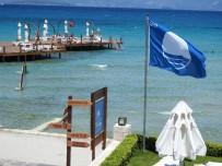 SU SPORLARI - Çeşme'de Mavi Bayraklı Plaj Sayısı 12'Ye Çıktı