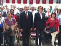 SOSYAL DEMOKRAT - CHP Lideri Kılıçdaroğlu Engellilerle Bir Araya Geldi
