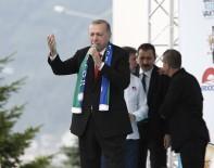 SORU ÖNERGESİ - Cumhurbaşkanı Erdoğan'dan İnce'ye 'Beyaz Türk' Yanıtı