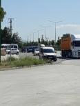 PAMUKKALE ÜNIVERSITESI - Denizli'de Trafik Kazası Açıklaması 1 Ölü