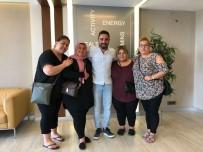 OBEZİTE CERRAHİSİ - Dört Obez Arkadaşın Yolları Ameliyat Masasında Kesişti