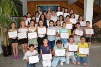 ÖMER ÖZKAN - Dr. Suat Günsel Bursu Kazanan Öğrencilere Başarı Belgeleri Verildi