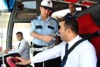 ŞEHİRLERARASI OTOBÜS - Emniyetten Otobüslere Bayram Denetimi