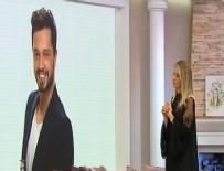 Esra Erol'dan Murat Boz'a teşekkür