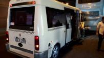 Fatih'te Minibüs İle Özel Halk Otobüsü Çarpıştı Açıklaması 10 Yaralı